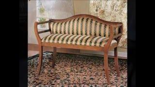 Мебель Prearo (Преаро). Банкетки, пуфы и кресла в классическом стиле.(, 2013-06-09T08:39:55.000Z)