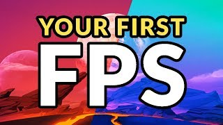 MAKING YOUR FIRST FPS in Unity with FPS Microgame!