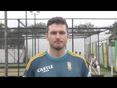 Graeme Smith Tribute to Jacques Kallis