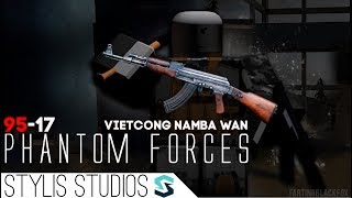 ROBLOX: PHANTOM FORCES VIETNAM | BACK TO THE AK-PLUS TIME