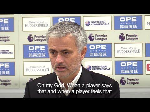 Jose Mourinho Blasts Manchester United