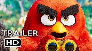 THE ANGRY BIRDS MOVIE 2 Trailer 2 (2019) Animated Movie HD