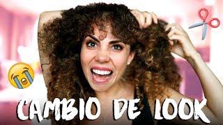 ME HICE UN CAMBIO DE LOOK EXTREMO Y ESTO LE PASÓ A MI CABELLO! | What The Chic