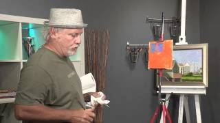 How to Make Your Painting's Pop through Layering with Mike Rooney
