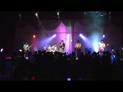 C-AX2014 「PANCHIRA」 Love Train/Tell Me Baby/Dani california/恋ノアイボウ心ノクピド/完全感覚Dreamer/夢見る少女じゃいられない