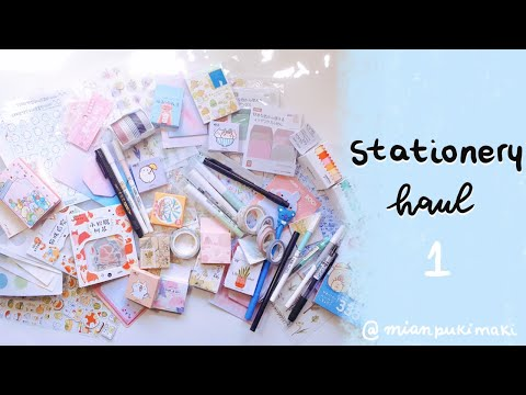 Repeat aliexpress kpop stationary haul | 25 packages | bts photo