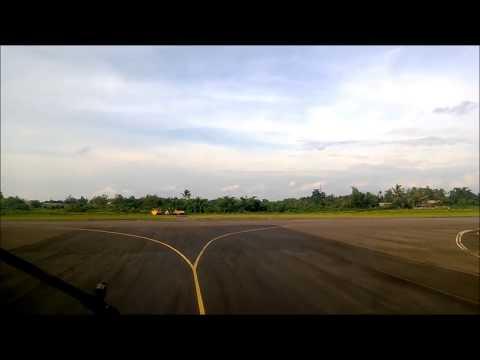 Landing @ Sultan Mahmud Badaruddin II