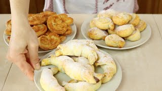 3 IDEE PER DOLCI FACILI CON PASTA SFOGLIA - 3 Easy puff pastries dessert recipes