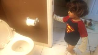 Funny Potty training video!