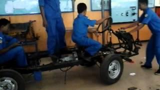 """Anak smkn 3 Tuban ( otomotif) X TKR B. """"gila """""""