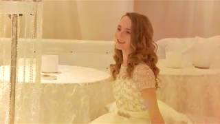 Talia's Bat Mitzvah Highlight