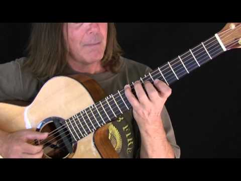 Something - Beatles - Fingerstyle - guitar - Chapdelaine