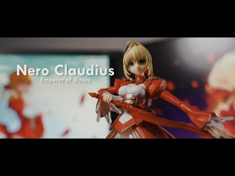Sony 55mm + Batis 40mm F2 | Nero Claudius (SPM SEGA) Figure Cinematic Spotlight