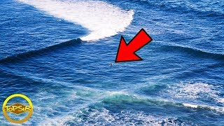 10 ปรากฏการณ์ทางทะเลที่อันตรายมากที่สุดในโลก (ไม่นะ!!)