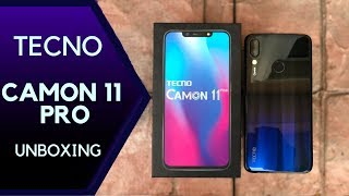 TECNO Camon 11 Pro Unboxing and Quick Review