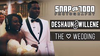 Mr. & Mrs Deshaun & Willene Boyce - Wedding Highlights