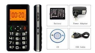 Telefono Celular para Niños o Adultos con Rastreador Satelital