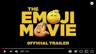 Frame-by-frame analysis of The Emoji Movie Trailer