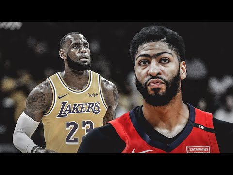 NBA Expert States Ive BEEN TOLD That Anthony Davis WILL DEMAND A TRADE TO L.A.!!!