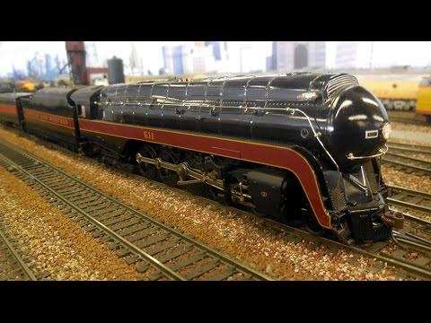 HO Scale:  Norfolk and Western #611