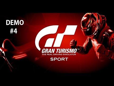 Let's Play Gran Turismo Sport Demo #04 Ab auf die Strecke