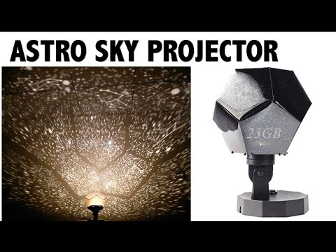 ✅Star Astro Sky Projection Cosmos Night Light Projector 12 Romantic Constellation M10