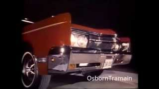 1968 Chrysler 300 Convertible Commercial with William Conrad Voiceover