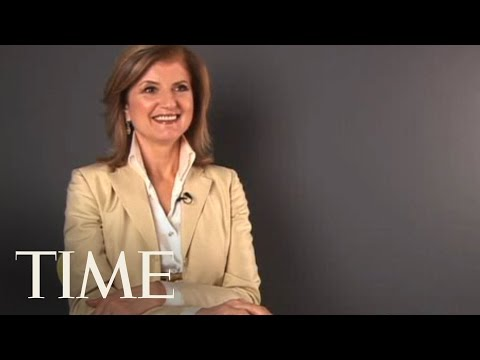 10 Questions For Arianna Huffington  TIME