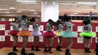 2013/9/15消費者フェスタ2013 山口活性学園アイドル部 『ファイヤーワイ...