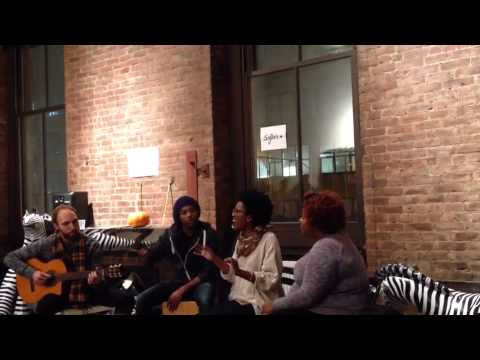Krystle Warren- You Can Take Me With You- cover by Jaime Woods at SofarSounds
