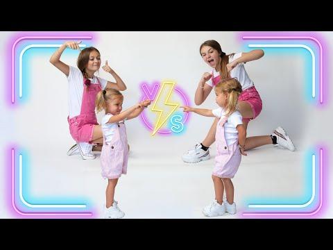 BEST TWIN WINS!! Twin vs Twin Challenge w/ Piper Rockelle *FUNNY*