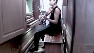 """OVNI Baroque - Biber - Sonata IX a violino e basso - """"Crucifixion"""""""
