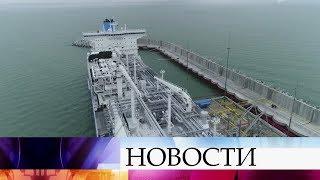 В Калининградской области введен в эксплуатацию терминал по приему сжиженного газа.