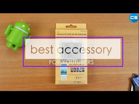 Best in Class 5 in 1 Micro USB OTG Smart Card Reader