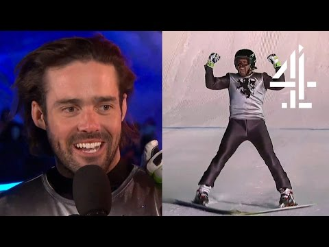 Spencer Matthews Crowned the Winner of The Jump 2017