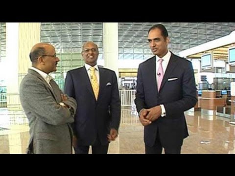 Walk The Talk with the men behind Mumbai's new Terminal 2