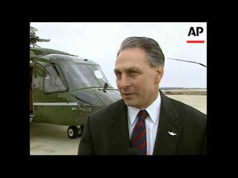 Competition for manufacture of replacement for Marine One hots up