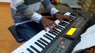 Maria Shandi - Tuhan Pasti Sanggup ( cover piano )