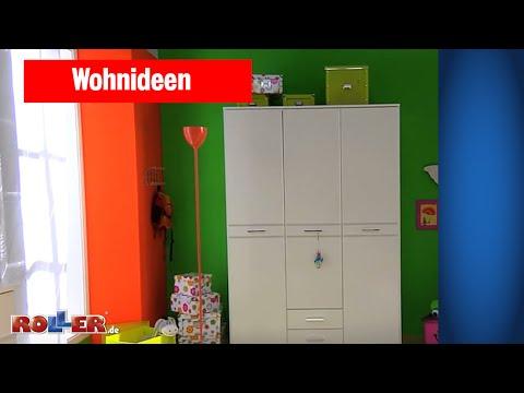 Kinderzimmer Einrichten Und Dekorieren Für Mädchen - ROLLER Wohnideen