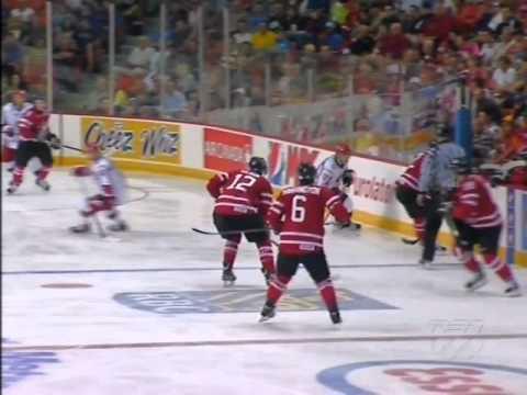 Challenge 2012 Canada vs. Russia Game 4