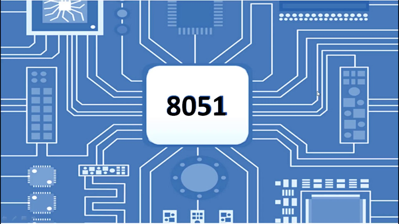 Course on 8051 Microcontroller programming using Embedded C and Assembly  Language