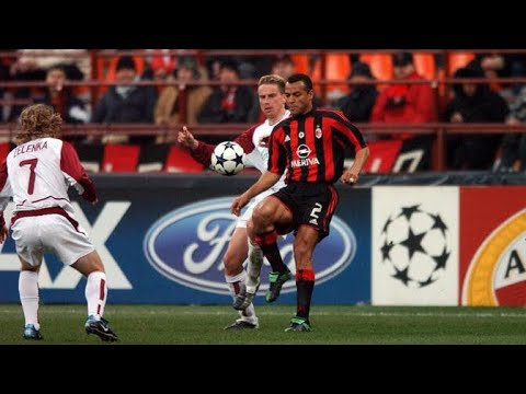 Cafu ● The Complete Right-back ►Amazing Skills-Show◄ ||HD||