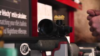 Installing a Nightforce Riflescope.mp4