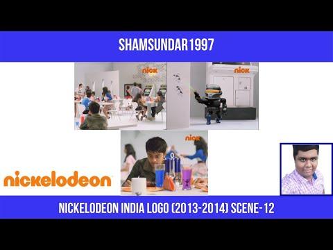 Nickelodeon India Logo (2013-2014) Scene-12