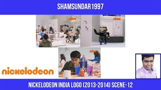 Nickelodeon India Logo (2013-2014) Scene-12