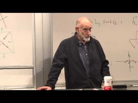 10  General Theory of Relativity Lecture 10 December 3, 2012