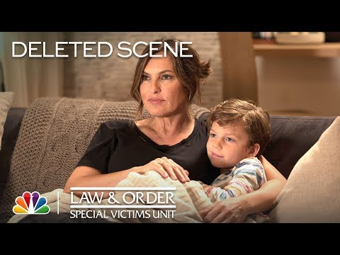 Law & Order: SVU - Deleted Scene: TV Time with Benson and Noah (Digital Exclusive)