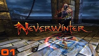 Neverwinter: Underdark #1 | Great Weapon Fighter Gameplay | Free to Play MMO | Let