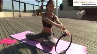 Ebru Şallı Yeni Başlayanlar İçin Pilates Hareketleri, Temel Pilates Hareketleri,Pilates Başlangıç