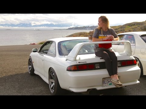 Unreal JDM Adventure on Vancouver Island | Chaser and Kouki S14